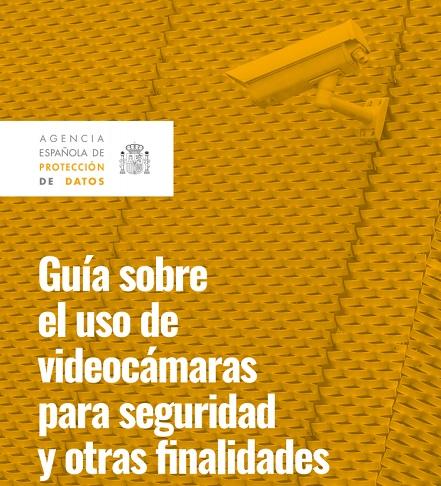 Videovigilancia en el RGPD