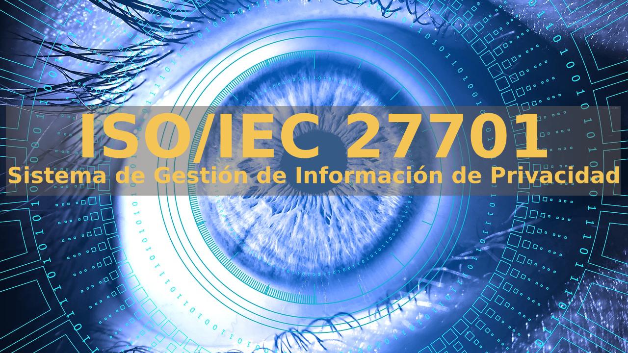 Imagen relacionada con ISO27701