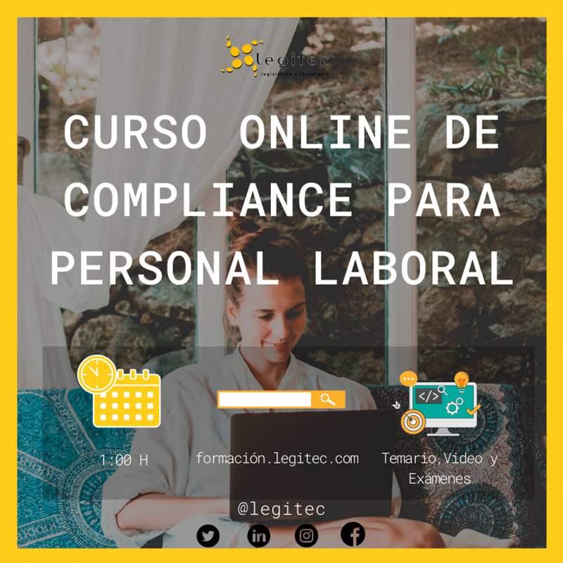 Curso de Compliance para personal laboral